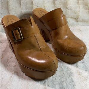 Kork- Ease shoes